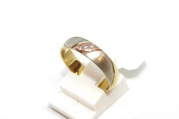 arany karika gyűrű